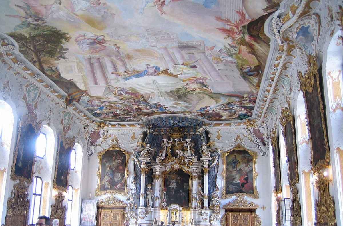 Asamkirche Maria de Victoria zu Ingolstadt