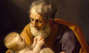 Menübild, Guido Reni, Hl. Josef