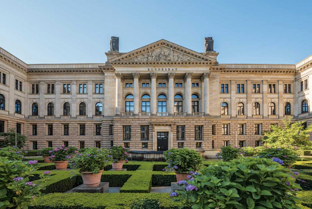 Preußisches Herrenhaus in Berlin-Mitte, Sitz des Bundesrates (Foto: Bundesrat)