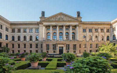 Neuerscheinung über Bundesrat-Gebäude in Berlin präsentiert