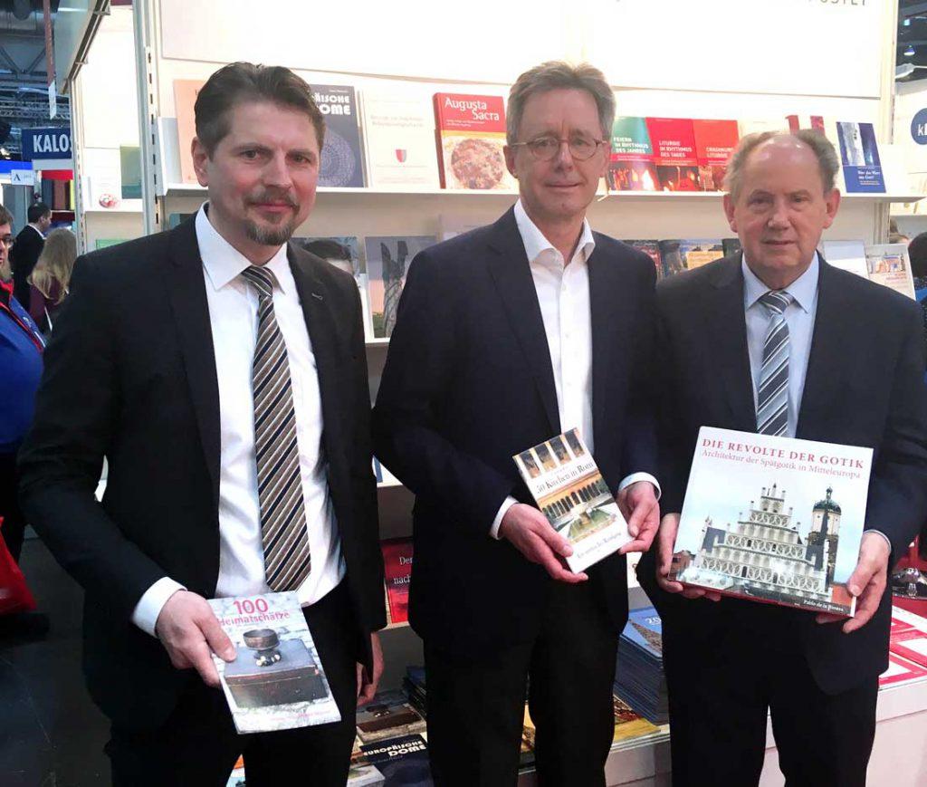 Kunstverlag Josef Fink, Leipziger Buchmesse 2019