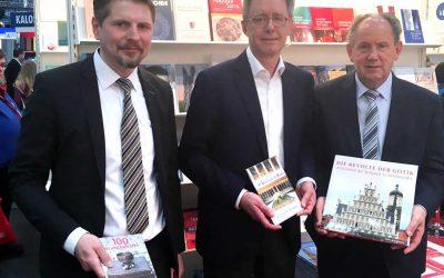 Präsenz bei der Leipziger Buchmesse 2019