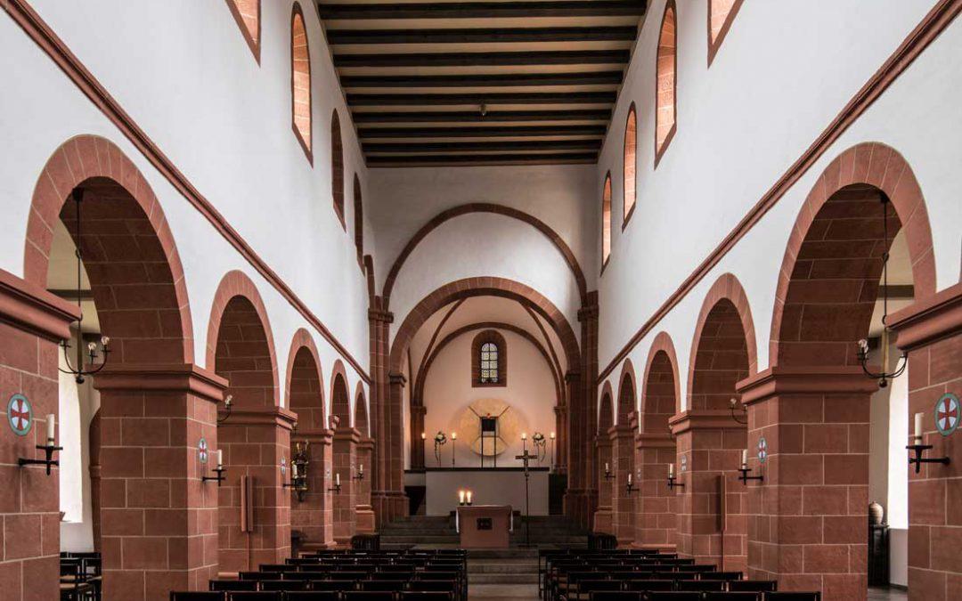 Kunstführer über Basilika St. Lambertus Bechtheim erschienen