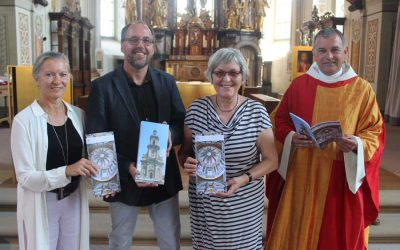 Kirchenführer zur Mauritiuskirche Wiesentheid erschienen