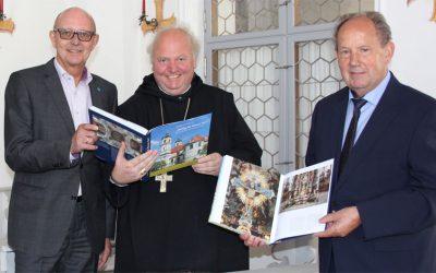 Buchpräsentation in der Benediktinerabtei Ottobeuren