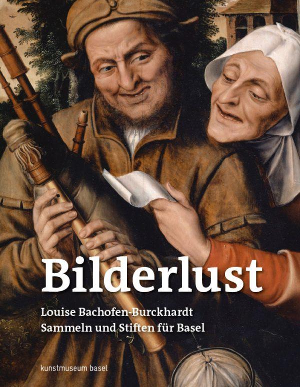 kunstmuseum basel (Hrsg.), Bilderlust. Louise Bachofen-Burckhardt – Sammeln und Stiften für Basel, 1. Auflage 2019, Kunstverlag Josef Fink, ISBN 978-3-95976-233-5