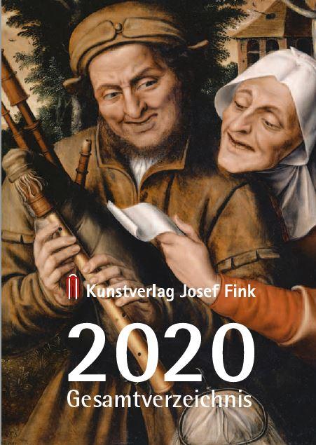 Kunstverlag Josef Fink, Gesamtverzeichnis 2020