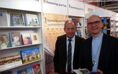 Kunstverlag Josef Fink auf der Frankfurter Buchmesse 2019