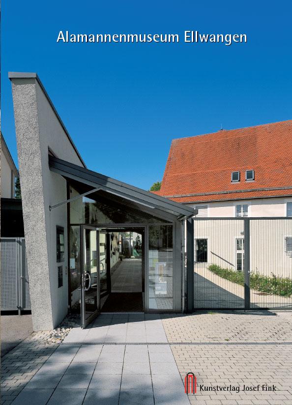 Andreas Gut, Alamannenmuseum Ellwangen, 48 Seiten, 30 Abb., Format 13,6 x 19 cm, 2. Auflage 2020, Verarbeitung: Broschur Klammerheftung, ISBN 978-3-89870-271-3