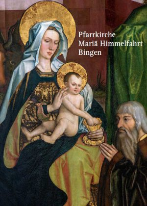 Tillo Brükner, Pfarrkirche Mariä Himmelfahrt Bingen, 16 Seiten, 29 Abb., Format 13,6 x 19 cm, 1. Auflage 2020, Verarbeitung: Broschur Klammerheftung, ISBN 978-3-95976-254-0