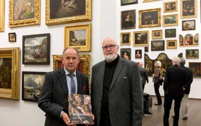 """Katalog zur Ausstellung """"Bilderlust"""" im Kunstmuseum Basel"""