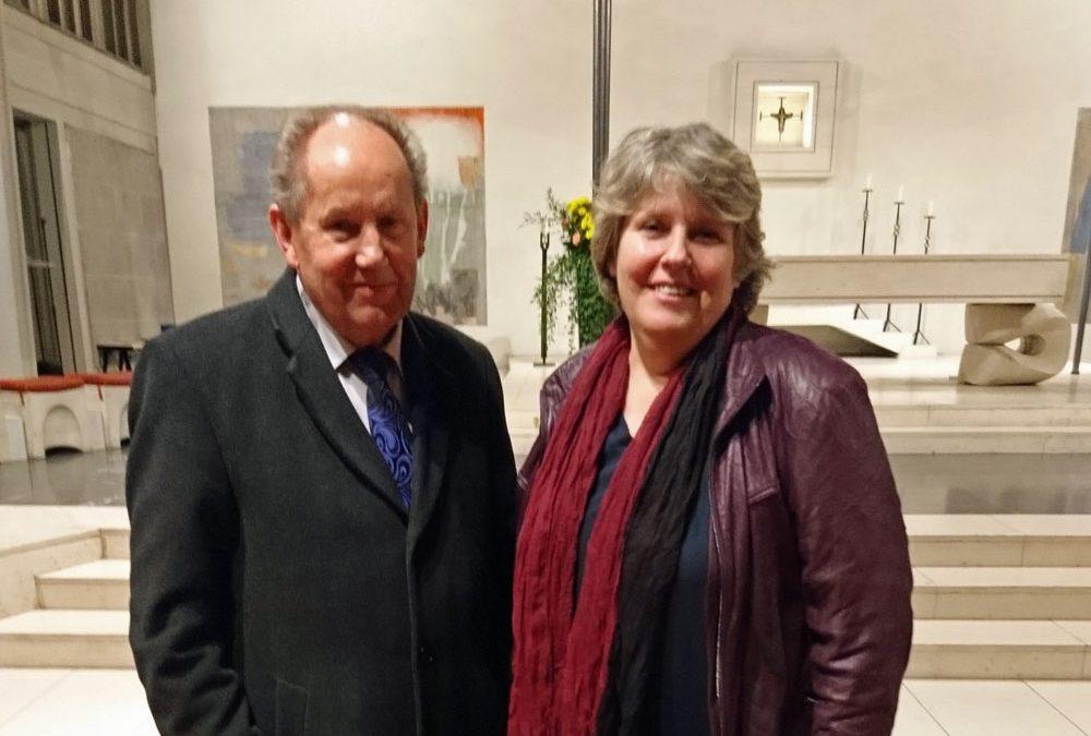 Neuer Kunstführer zur Kirche St. Marien Olten, Schweiz