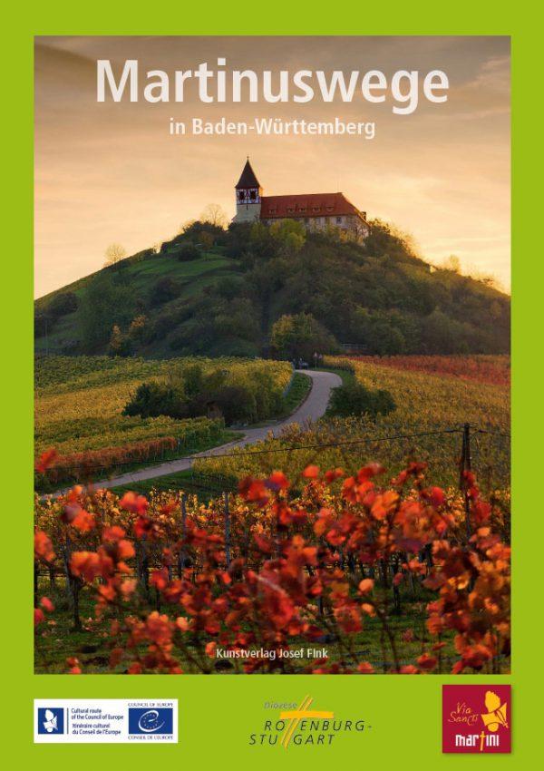 Diözese Rottenburg-Stuttgart (Hrsg.), Doris Albrecht, Achim Wicker (Red.), Martinuswege in Baden-Württemberg, 248 Seiten, 200 Abb., Format 12 x 18,5 cm, 1. Auflage 2020, Kunstverlag Josef Fink, ISBN 978-3-95976-238-0