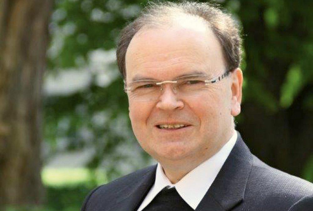 Dr. Bertram Meier zum Bischof des Bistums Augsburg ernannt