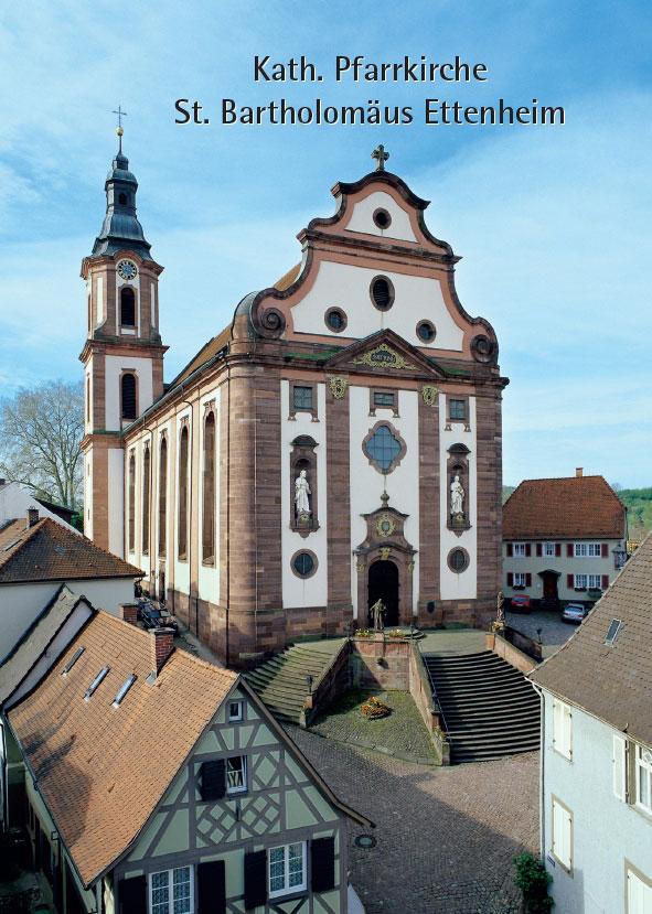 Bernhard Uttenweiler, Wallfahrtskirche St. Landelin Ettenheimmünster, Kunstverlag Josef Fink, ISBN 978-3-89870-299-7