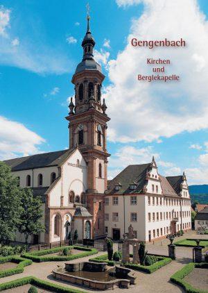 Hermann Brommer (†), Gengenbach – Kirchen und Berglekapelle, 32 Seiten, 28 Abb., Format 13,6 x 19 cm, 3. Auflage 2020, Kunstverlag Josef Fink, ISBN 978-3-933784-24-7