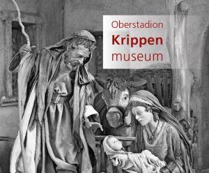 Gemeinde Oberstadion (Hrsg.), Manfred Weber (Texte), Krippenmuseum Oberstadion, 60 Seiten, 100 Abb., Format 21 x 17 cm, 3., aktualisierte Auflage 2020, Kunstverlag Josef Fink, ISBN 978-3-89870-563-9