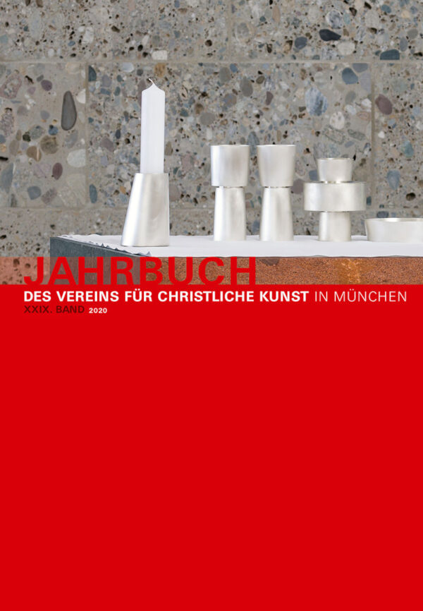 Ludwig Mödl (Hrsg.), Jahrbuch des Vereins für Christliche Kunst in München, XXIX. Band (2020), 1. Auflage 2020, Kunstverlag Josef Fink, ISBN 978-3-95976-276-2, ISSN 1435-8344