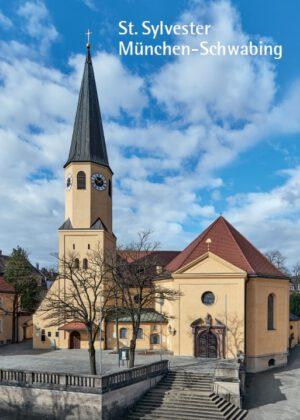 Sibylle Appuhn-Radtke, St. Sylvester in München-Schwabing, 32 Seiten, 32 Abb., Format 13,6 x 19 cm, 1. Auflage 2020, Kunstverlag Josef Fink, ISBN 978-3-95976-268-7