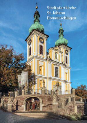Manfred Hermann (†), Stadtpfarrkirche St. Johann Donaueschingen, 36 Seiten, 39 Abb., Format 13,6 x 19 cm, 2., aktualisierte Auflage 2020, Kunstverlag Josef Fink, ISBN 978-3-89870-668-1