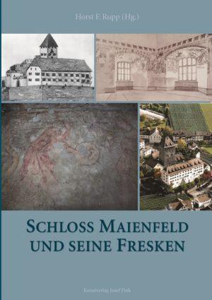 Horst F. Rupp (Hrsg.), Schloss Maienfeld und seine Fresken, 128 Seiten, 75 Abb., Format 16,5 x 23,5 cm, 1. Auflage 2020, Kunstverlag Josef Fink, ISBN 978-3-95976-297-7