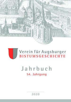 Jahrbuch des Vereins für Augsburger Bistumsgeschichte, 54. Jahrgang, 2020, Kunstverlag Josef Fink, ISBN 978-3-95976-299-1