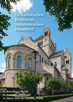 Die katholischen Kirchen im linksrheinischen Düsseldorf, Kunstverlag Josef Fink, ISBN 978-3-95976-304-2