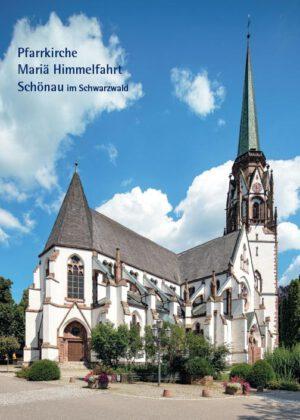 Hans-Otto Mühleisen, Pfarrkirche Mariä Himmelfahrt Schönau im Schwarzwald, 40 Seiten, 39 Abb., Format 13,6 x 19 cm, 1. Auflage 2021, Kunstverlag Josef Fink, ISBN 978-3-95976-308-0