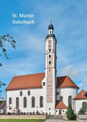Hans Christian Ries, St. Martin Gabelbach, 36 Seiten, 33 Abb., Format 13,6 x 19 cm, 1. Auflage 2021, Kunstverlag Josef Fink, ISBN 978-3-95976-326-4