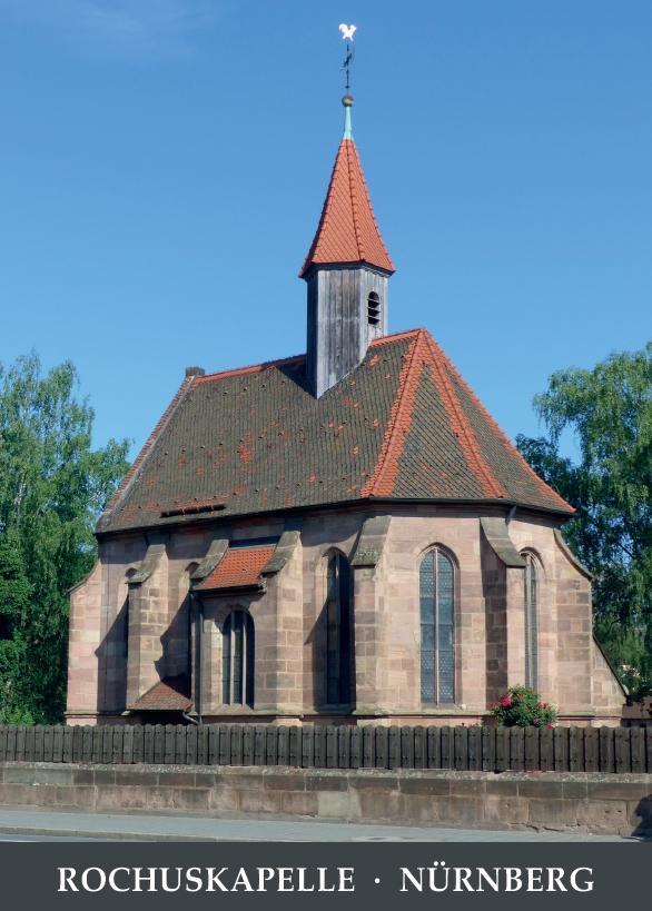 Rochuskapelle Nürnberg, Kunstverlag Josef Fink, ISBN 978-3-95976-339-4