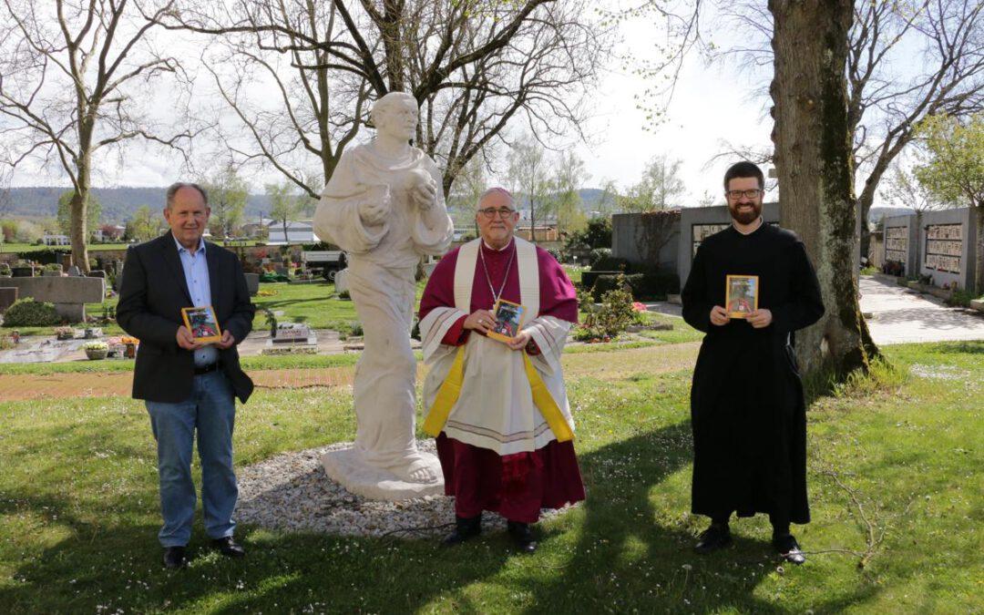Präsentation des Pilgerführers MeinRADWeg Rottenburg–Einsiedeln