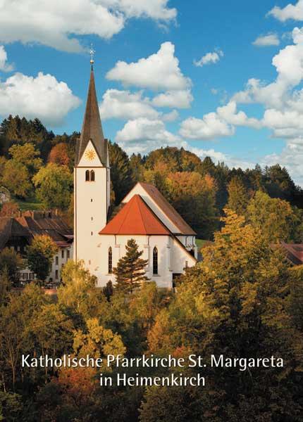 Heimenkirch, Katholische Pfarrkirche St. Margareta