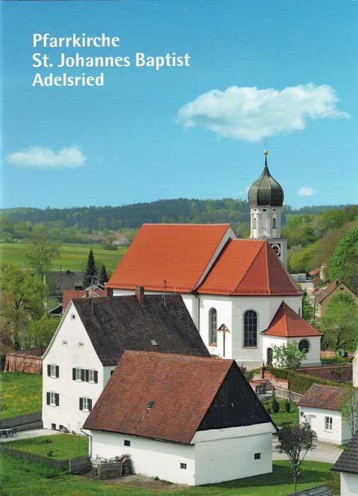 Pfarrkirche St. Johannes Baptist, Adelsried
