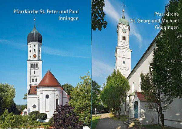 Pfarrkirche St. Georg und Michael Göggingen / Pfarrkirche St. Peter und Paul Inningen