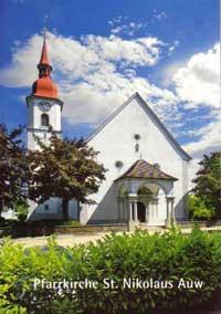 Pfarrkirche St. Nikolaus Auw