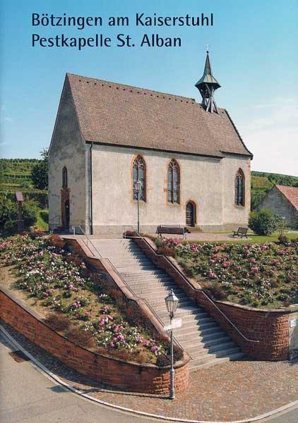 Bötzingen am Kaiserstuhl, Pestkapelle St. Alban und Katholische Pfarrkirche St. Laurentius