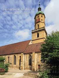 Evangelische Stadtkirche St. Blasius in Bopfingen