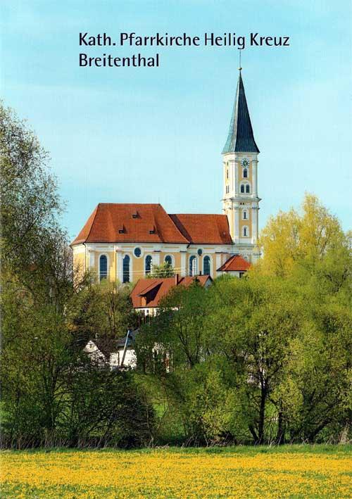 Kath. Pfarrkirche Heilig Kreuz, Breitenthal