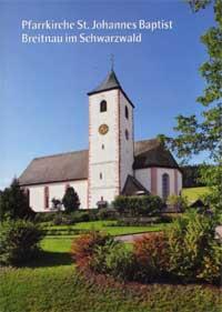 Pfarrkirche St. Johannes Baptist Breitnau im Schwarzwald