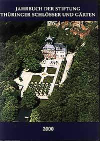Kategorie Jahrbuch Der Stiftung Thüringer Schlösser Und Gärten